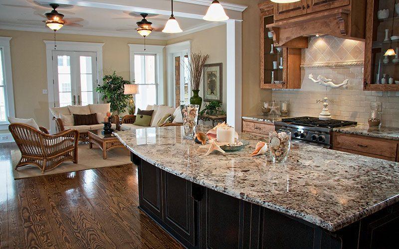 Real Developments Custom Home Interior in East Beach Norfolk Virginia800x500