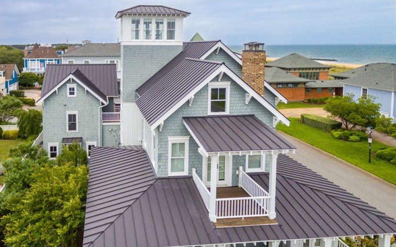 Real Developments East Beach Norfolk Custom Home